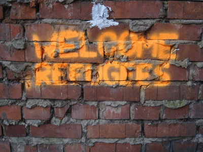 Flüchtlingsliteratur Buechervorschau Neuerscheinungen Buecherherbst Buecherblog refugeeswelcome