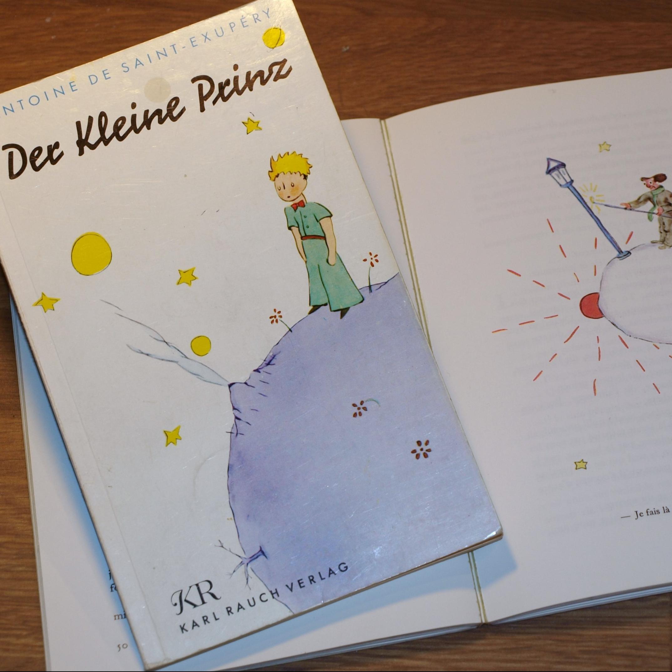 Der kleine Prinz Antoine de Saint Exupery Geburtstag Buecherherbst Buecherblog