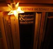Buecherregal Weihnachten Buecherherbst Buecherblog