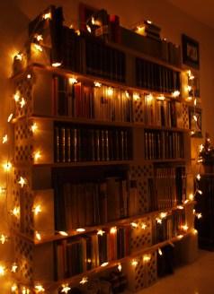 Buecherregal Weihnachten Buchtipps Buecherherbst Buecherblog