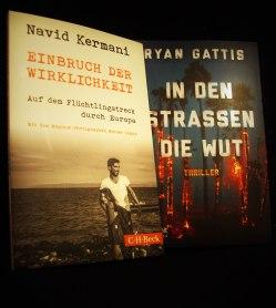 Bücherblog Bücherherbst Neuerwerbung Bücher Kermani Gattis