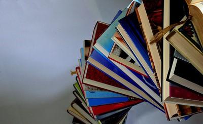 Bücherstapel Bücherherbst Vorschau 2016