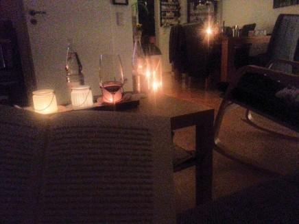 Lieblingsleseort Couch Bücherherbst