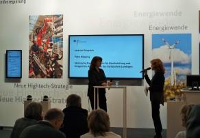 Leipziger Buchmesse lbm16 Bundesregierung