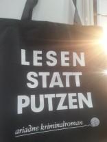 Leipziger Buchmesse lbm16 Lesen statt putzen