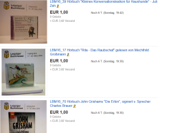 Screenshot Leipziger Buchmesse ebay