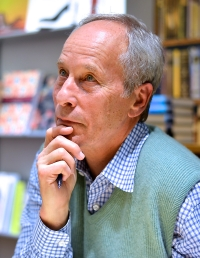 Richard Ford im August 2014