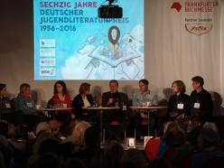 Deutscher Jugendliteraturpreis 2016