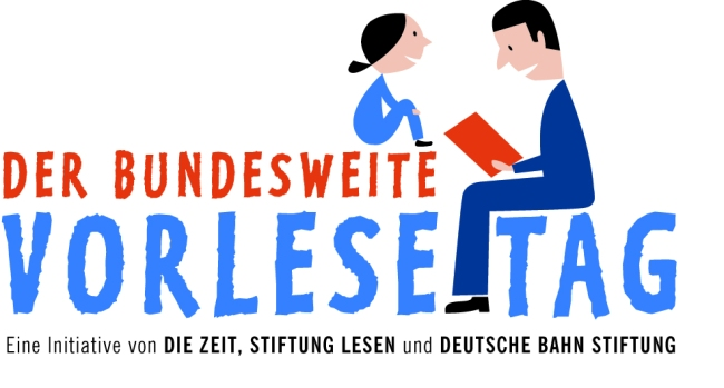 Vorlesetag ZEIT Stiftung Lesen DB Stiftung Buecherherbst Buecherblog