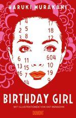 Haruki Murakami Birthday Girl Dumont Buecherherbst Buecherblog Neuerscheinungen Verlagsvorschau