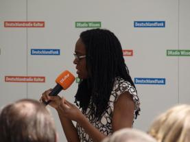 lbm17 Buchmesse Buecherherbst Buecherblog Bachmann-Preisträgerin Sharon Dodua Otoo