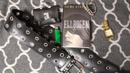 Fatma Aydemir Ellbogen Rezension Buecherherbst Buecherblog
