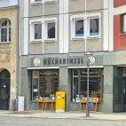 Leipzig Buecherherbst Buecherblog Buchhandlungen Antiquariat Buecherinsel