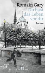 Romain Gary Du hast das Leben vor dir Rezension Edition Blau Rotpunktverlag buecherherbst buecherblog
