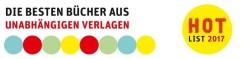 Hotlist unabhängige Verlage Buecherherbst buecherblog