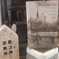 Romain Gary Leben vor dir Rezension buecherherbst bucherblog rotpunktverlag