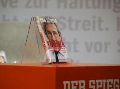 fbm17 Buchmesse buecherherbst buecherblog dbp17 gastland frankreich can dündar spiegeuchvorstellung spiegel