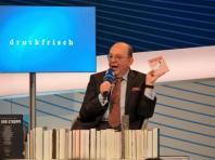 fbm17 Buchmesse buecherherbst buecherblog dbp17 gastland frankreich druckfrisch denis scheck