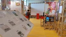 fbm17 Buchmesse buecherherbst buecherblog dbp17 gastland frankreich ehrenpavillon comics