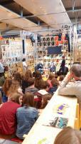fbm17 Buchmesse buecherherbst buecherblog dbp17 gastland frankreich ehrenpavillon lesebuehne vortrag