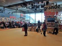 fbm17 Buchmesse buecherherbst buecherblog dbp17 gastland frankreich gasthalle große Bühne