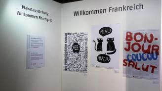 fbm17 Buchmesse buecherherbst buecherblog dbp17 gastland frankreich plakatausstellung