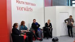 fbm17 Buchmesse buecherherbst buecherblog dbp17 gastland frankreich vorwaerts politik frauenwahlrecht elke ferner