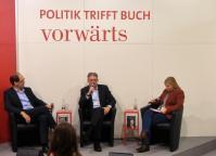 fbm17 Buchmesse buecherherbst buecherblog dbp17 vorwaerts nietan spd politik buch steinmeier biografie