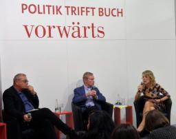 fbm17 Buchmesse buecherherbst buecherblog dbp17 vorwaerts Verlag Buch Politik