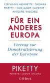 Piketty Hennette Sacriste Vauchez anderes Europa Demokratisierung EU Beck Buchtipp Buecherherbst Buecherblog