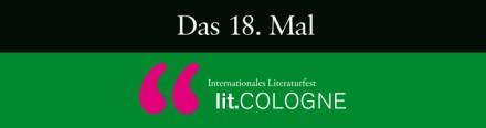 litCologne 2018 Literaturfest Köln buecherblog buecherherbst programm