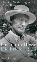 Hermann Hesse Briefe 1933 1939 Suhrkamp Neuerscheinung wunschliste buecherherbst buecherblog