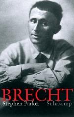 Stephen Parker Bertolt Brecht Suhrkamp neuerscheinung wunschliste buecherherbst buecherblog
