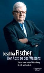 Joschka Fischer Abstieg Westen KiWi neuerscheinung wunschliste buecherherbst buecherblog