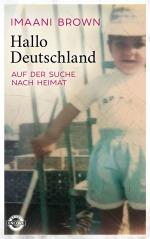 Hallo Deutschland Imaani Brown Heyne neuerscheinung wunschliste buecherherbst buecherblog