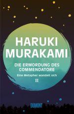 Haruki Murakami Ermordung des Commendatore DuMont neuerscheinung Wunschliste Buecherherbst Buecherblog