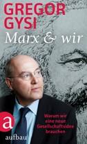 Gregor Gysi Marx Aufbau Verlag Neuerscheinung wunschliste buecherherbst buecherblog