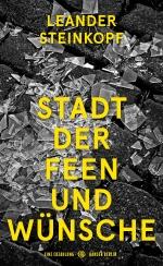 Leander Steinkopf Stadt Feen Wuensche Hanser Neuerscheinung Wunschliste Buecherherbst Buecherblog