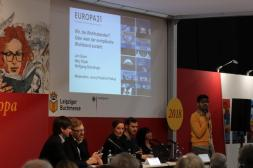 Europa21 Diskussion lbm18