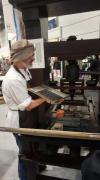 Gutenberg Erfindung Druckpresse lbm18