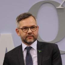 Staatssekretär Mdb Michael Roth