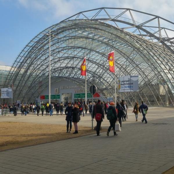 Leipziger Buchmesse lbm18 pdlbm18 Buecherherbst Buecherblog Messehalle