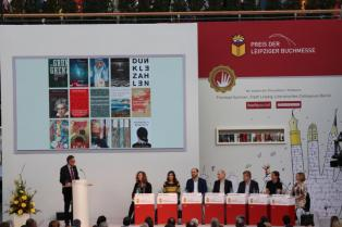 Leipziger Buchmesse lbm18 pdlbm18 Buecherherbst Buecherblog Preisverleihung