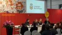 Leipziger Buchmesse lbm18 pdlbm18 Buecherherbst Buecherblog Literaturforum
