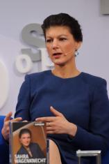 Leipziger Buchmesse lbm18 pdlbm18 Buecherherbst Buecherblog Sahra Wagenknecht