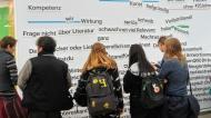 Leipziger Buchmesse lbm18 pdlbm18 Buecherherbst Buecherblog Tag2 Wortkunst