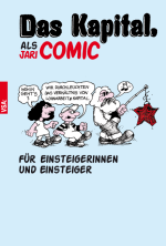 Jari Banas Marx Kapital Comic VSA buecherherbst buecherblog marx200