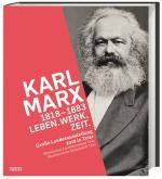 Marx Leben Werk Zeit Trier Theiss marx200 buecherherbst buecherblog