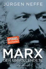 Marx Der Unvollendete von Juergen Neffe randomhouse buecherherbst buecherblog marx200