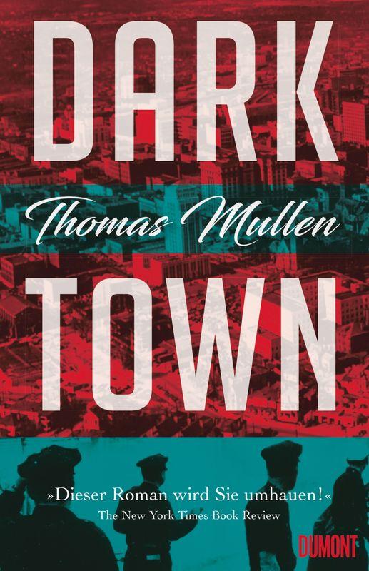 Dark Town Mullen buecherherbst buecherblog